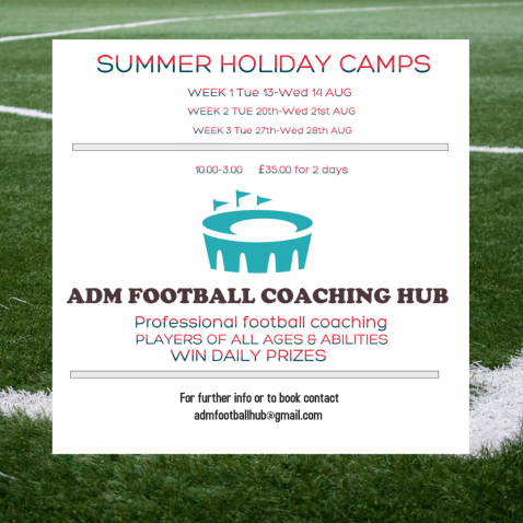 ADM SUMMER CAMPS